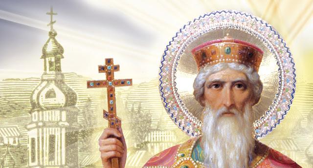 Картинки по запросу Завтра 28 Июля великий День святого равнопостольного князя Владимира: молитва в этот день творящая чудеса