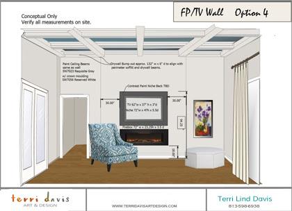 Local Interior Design Process Terri Davis Art Design