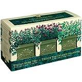 Amazon.com : Reclaimed Barnwood Planter Box Mini Herb ...