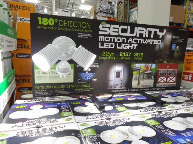 Home Zone Security Motion Activated Led Light