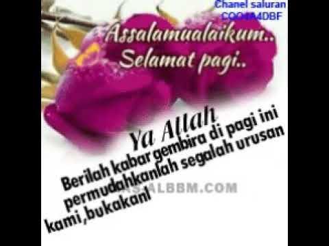 Download Gambar Selamat Pagi Islami Islam Sampai Mati