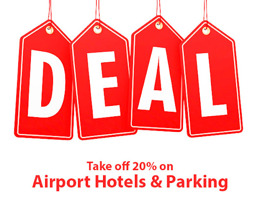 Airport Parking and Hotels, 19% Coupon for Park Stay Fly Ending Soon