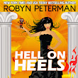 Book Review: Hell on Heels by Robyn Peterman (Hot Damned #3)