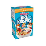 Rice Krispie Cereal 0.88 Ounce Each -- 72 Per Case