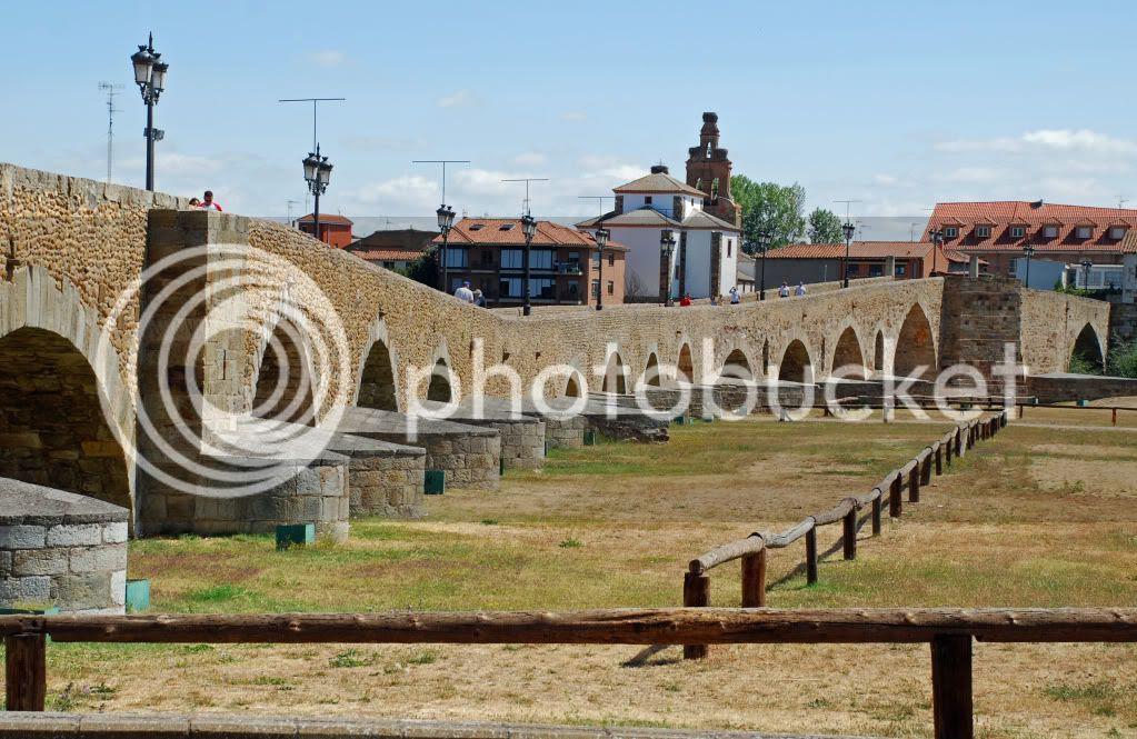 Puente de Órbigo. 2008