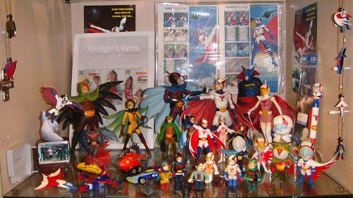 我的科學小飛俠玩偶收藏