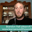 Hangout at ISTE with Learn Around the World's Brandon Hall