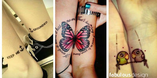 99 Expressive Best Friend Tattoos