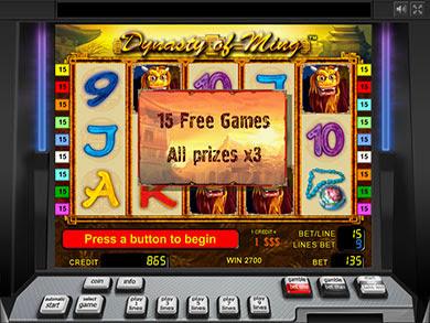 Бесплатный игровой автомат the ming dynasty династия минг онлайн Сарапул
