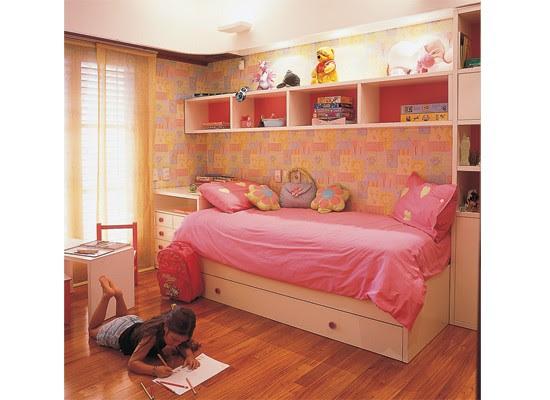 Cuartos infantiles 10 modelos de camas blog y arquitectura for Camas para chicos