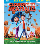 Cloudy with a Chance of Meatballs (2 Discs) (Blu-ray/DVD)