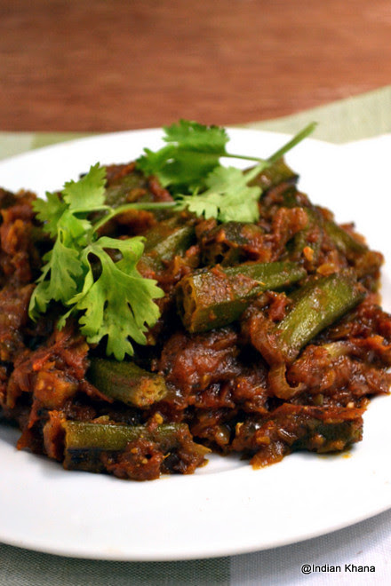 Punjabi Bhindi Masala