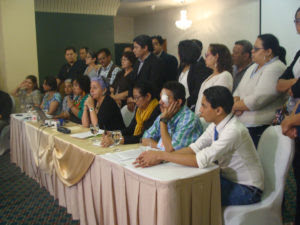 conferencia defensores ddhh