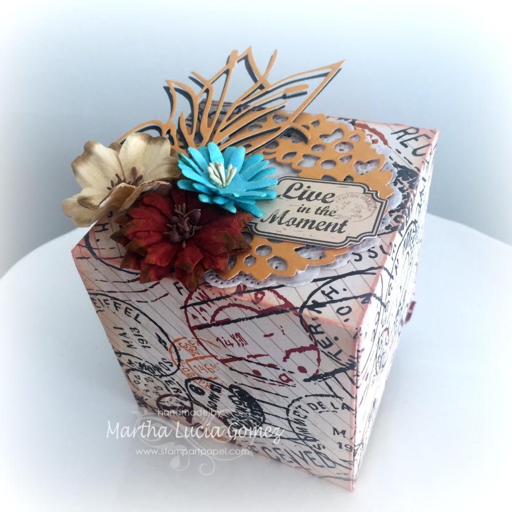 GIFT BOX O CAJA DE REGALO