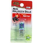 Zilla Mini Halogen Bulb - Night Red