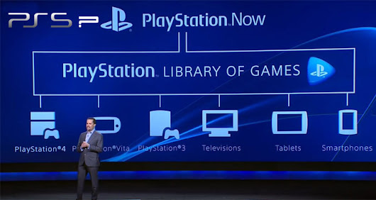 The PS5 Could be a Cloud-Based Console
