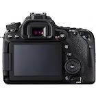 Canon EOS 80D 24.2 MP Digital SLR Camera - Black - Body Only