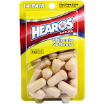 Hearos Ultimate Softness Series Ear Plugs 14-Pair