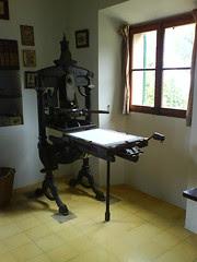 Graves' press