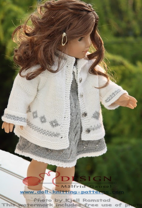breipatronen voor poppen kleding
