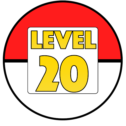 Level 20 Customizable Pokemon Go Account