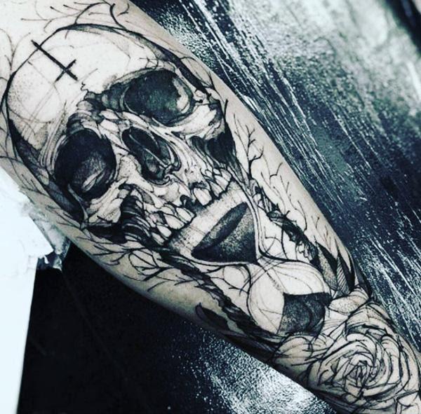 60 Hourglass Tattoo Ideas Art And Design