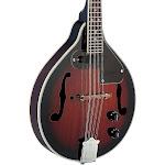 Stagg M50 E Acoustic-Electric Bluegrass Mandolin, Redburst