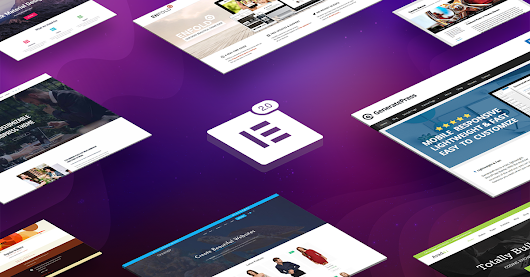 WordPress Theme Builder - Elementor