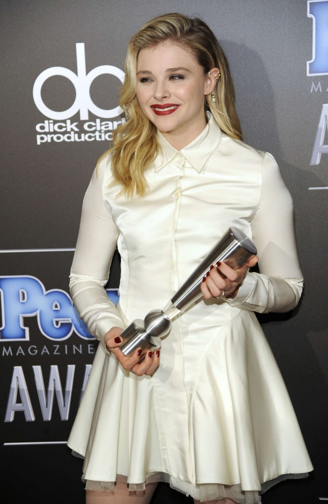 Chloe Moretz: PEOPLE Magazine Awards 2014 -07