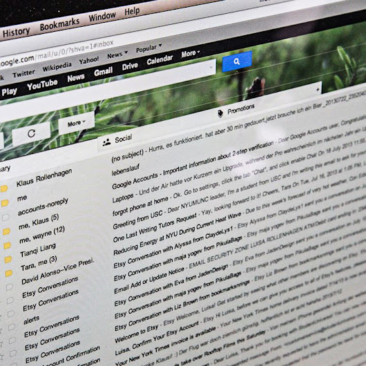 How to Use Tabs in Gmail