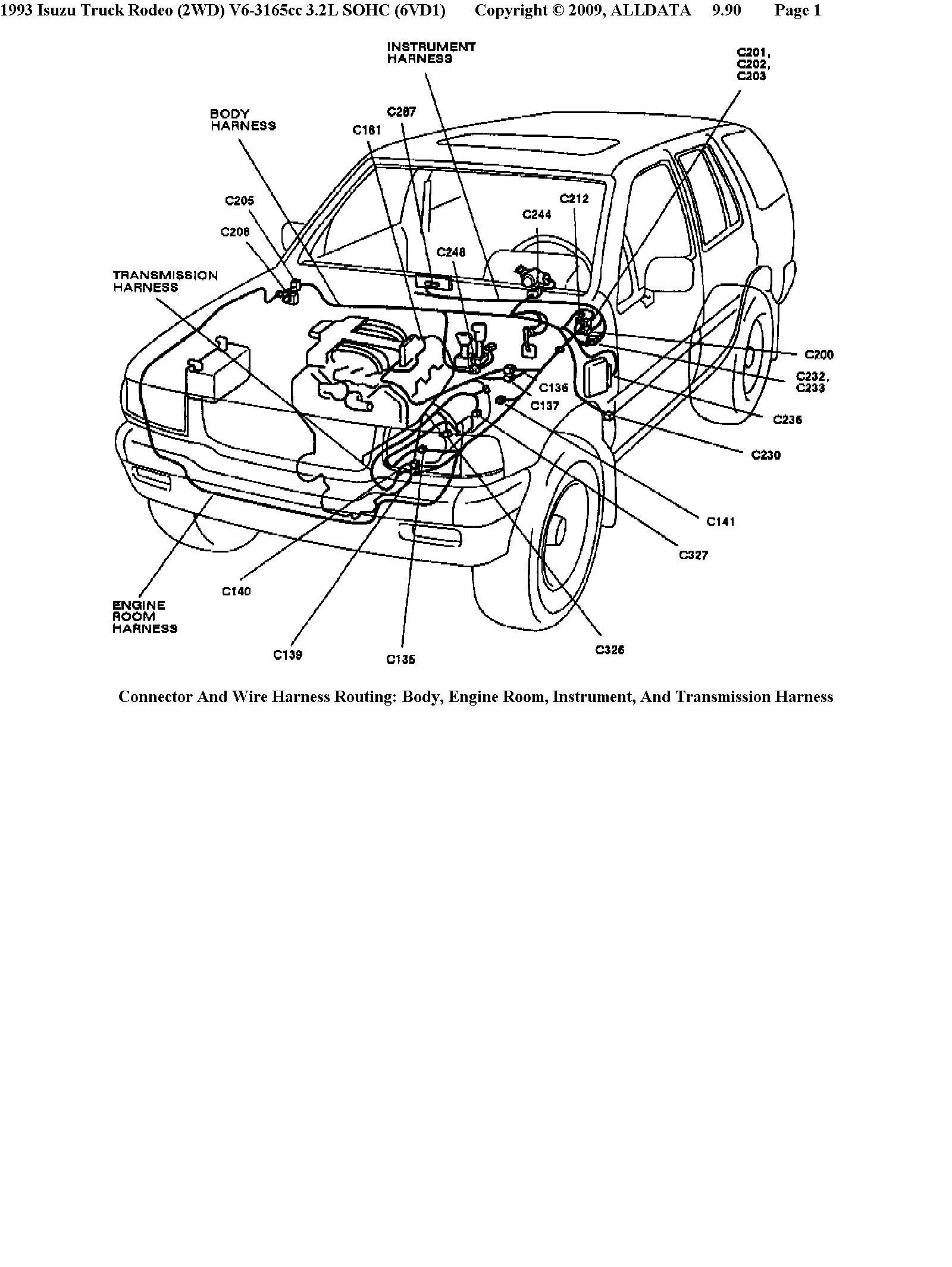 93 Mazda Protege Stereo Wiring