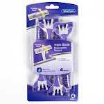 Regent Products 60327 Razors Pivot Head Womens 4 per Pack & Pack of 36