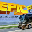 "Million Dollar High Tech RV builder, Millennium Luxury Coaches, Back for the Season 2 Premiere of Destination America's popular ""EPIC"" TV Series"