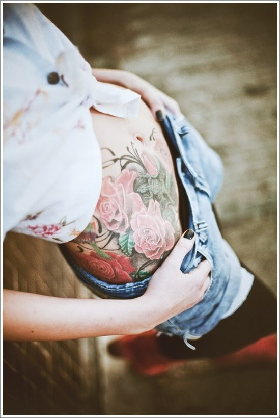rose tattoo designs (32)