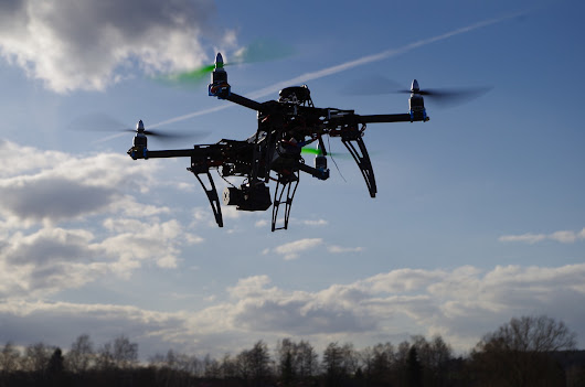 Oregon Based Aerial Drone Operators And Video Production - The Real Oregon News