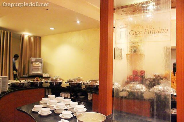 Primero Casa Filipino Buffet