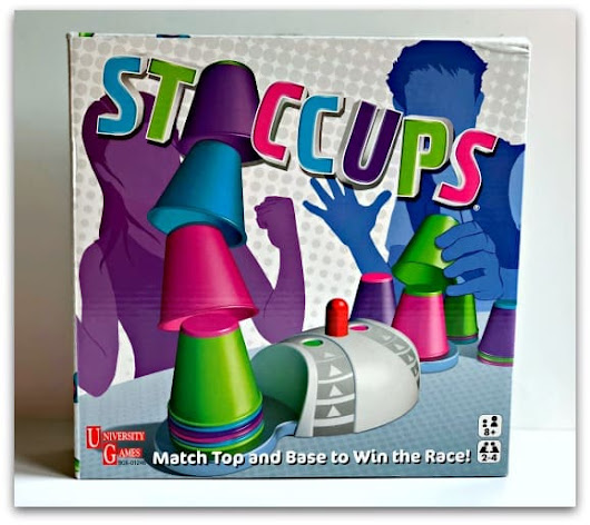 Staccups – A Great Family Game