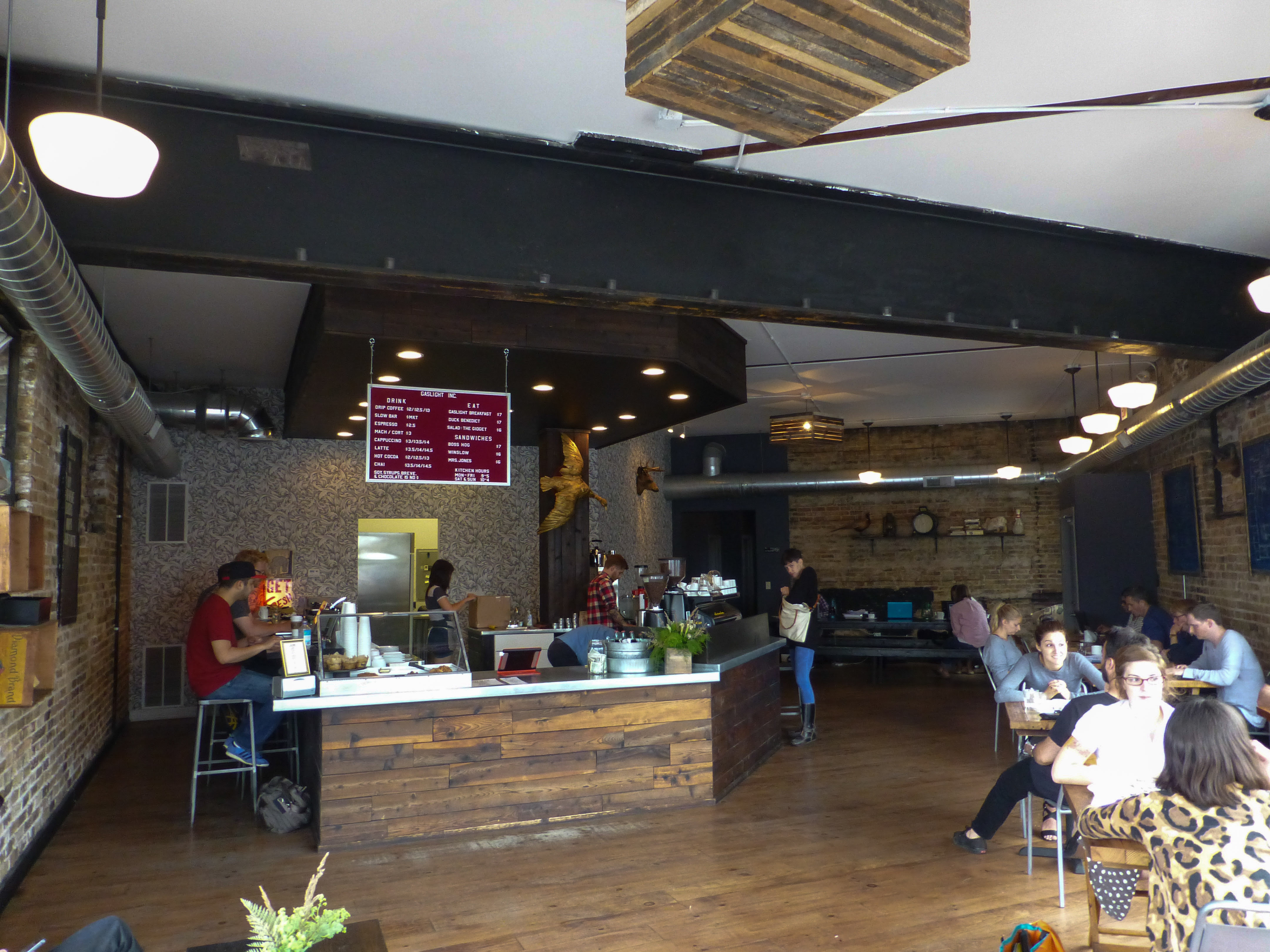 40 Hours of Chicago Coffee Pt. 1: Caffe Streets & Gaslight Coffee Roasters