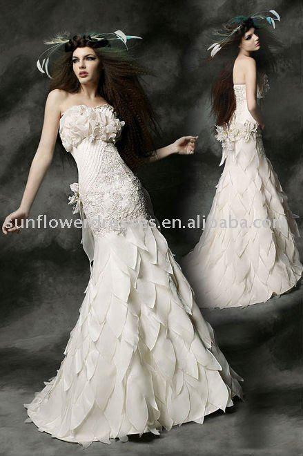 Wedding designer dress