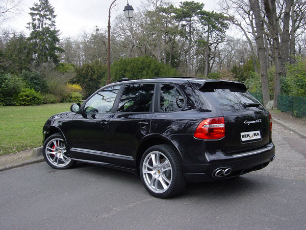 Porsche Cayenne Gts 2009 Review Amazing Pictures And