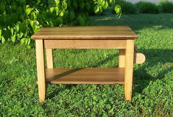 Montessori Hand Washing Table