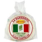 La Banderita Flour Tortillas, 22.5 oz (P