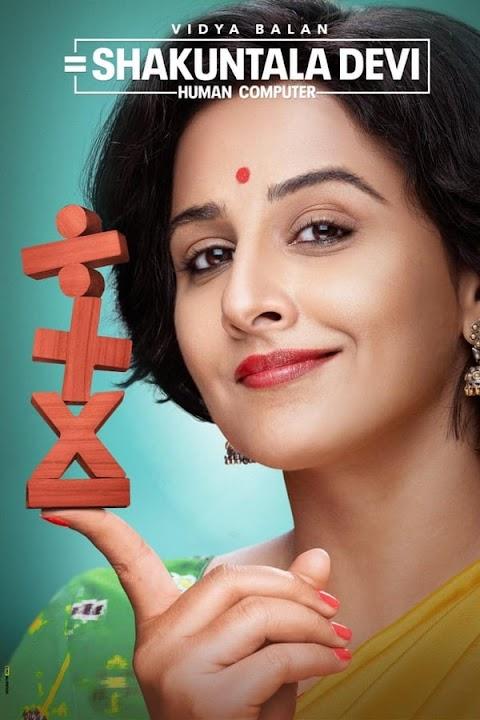 Shakuntala Devi (2020) 480p 720p 1080p Web-DL | Bollywood Full Movie