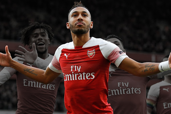 6ec1be7e5c7 Arsenal vs Chelsea  Goal-machine Aubameyang s everything Blues need in a  striker