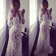 lace bridesmaids  formal dresses ebay