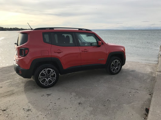 rosierene's 2015 Jeep Renegade Limited