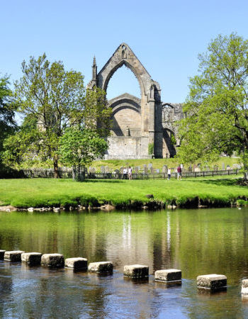 Yorkshire ruins