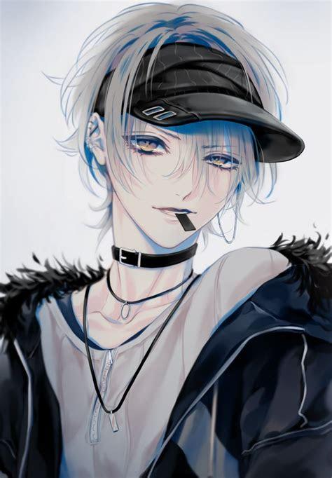 beautiful anime boy art handsome drawing anime