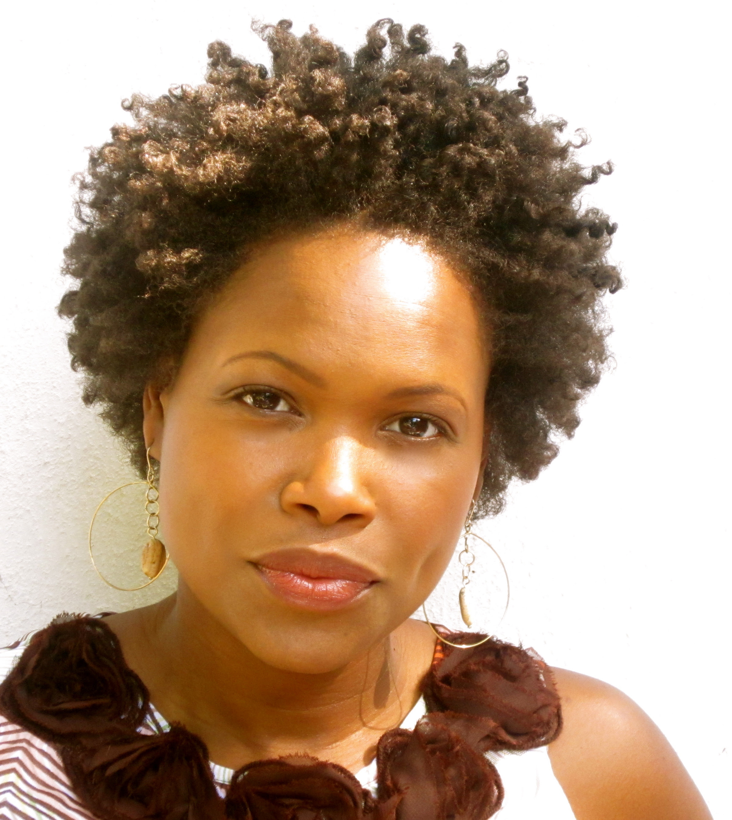 Easy Natural Hairstyles For Black Women With Short Hair Fancy