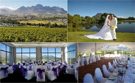 13 Hotel Wedding Venues in Cape Town   Wedding dress and